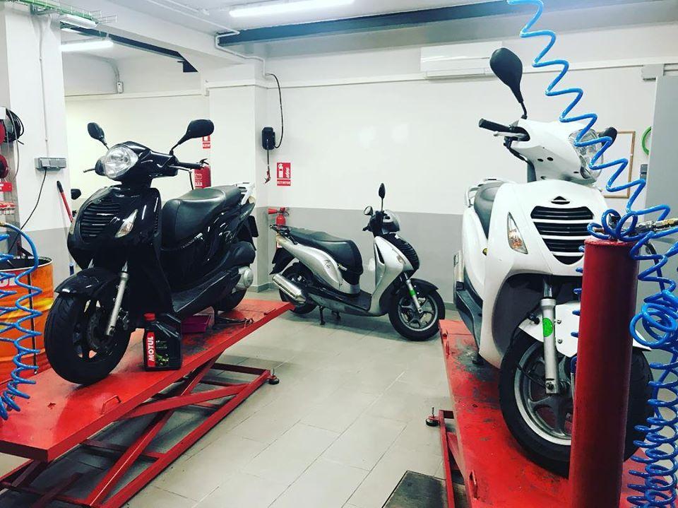 reparaciones scooter honda barcelona hospitalet